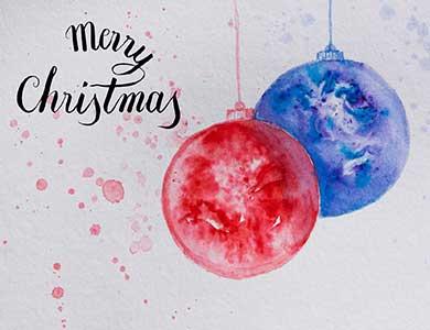 Course Image Creative Christmas Art