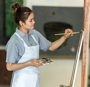 Course Image Painting/Drawing for Teens and Adults
