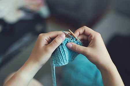Course Image Knitting and Crochet